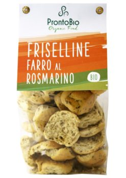Friselline with rosemary