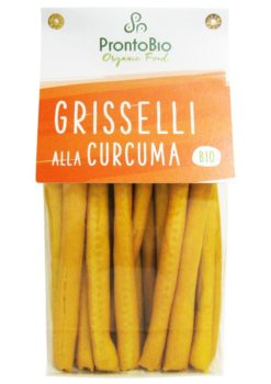 Grisselli with tumeric